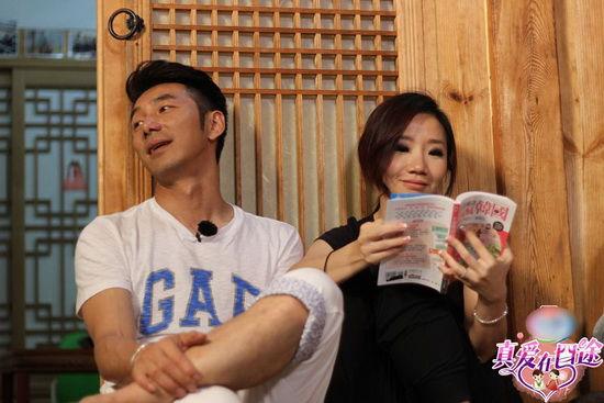 金秀贤再登卫视 《真爱在�逋尽�7.3东南卫视首播