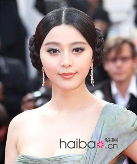 范冰冰亮相2010第63届戛纳电影节闭幕红毯高速上的韩国电影图片