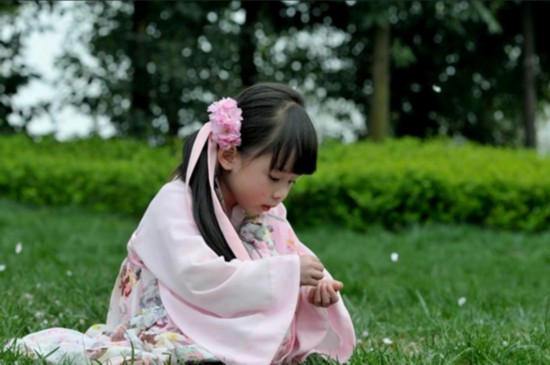 泰美混血小萝莉走红 细数萌到爆的小美女们【8】