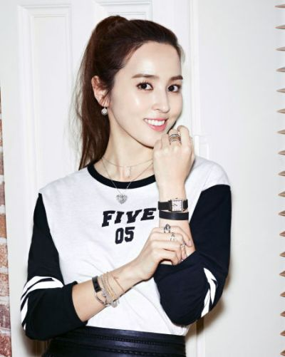Han Hye Jin, one of the 'Top 10 WAGs of 2014 World Cup' by China.org.cn
