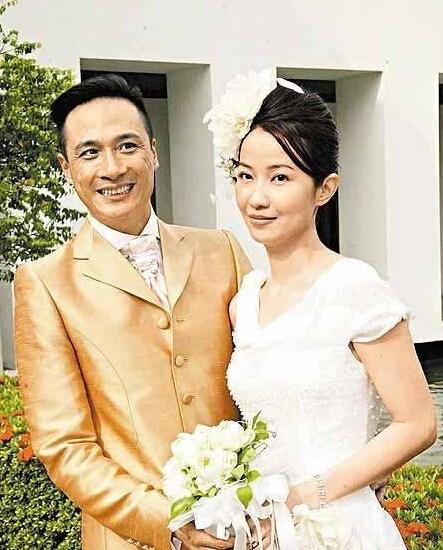 吴镇宇妻子揭秘:新加坡模特 两人一见钟情