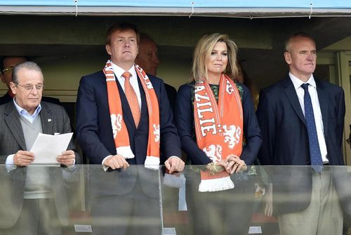 """荷兰国王夫妇因世界杯""""分裂""""?王后出生在阿根廷"""