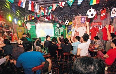中国球迷众生相:真球迷感情深 伪球迷藏得深