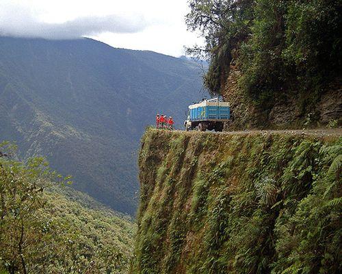 全球最恐怖的14条公路 惊险刺激步步惊心