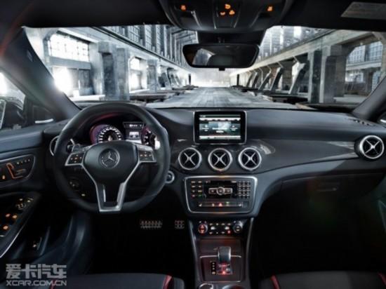 奔驰AMG2013款奔驰CLA级AMG
