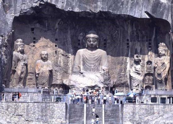 洛阳市龙门石窟景区(来源:河南旅游资讯网)-且游且珍惜 全国175个