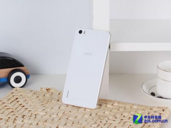 全球首款8核4G手机 华为荣耀6京东开抢