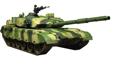 """""""坦克世界杯""""即将揭幕:国产96A赴俄""""单挑"""""""