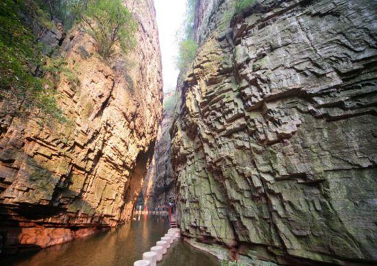 洛阳市龙潭大峡谷景区(来源:河南旅游资讯网)-且游且珍惜 全国175