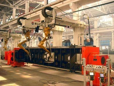 去年中国购买机器人数量超过3.6万台