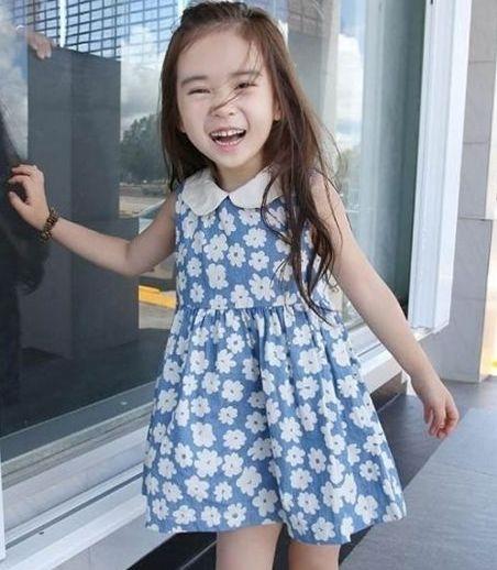 萝莉 小学生/韩国6岁小萝莉Wonei街拍美照曝光