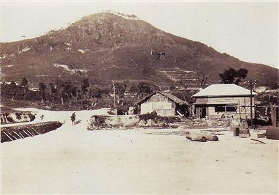 1943年5月的石碌铁矿。