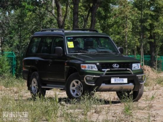 7.98万元 猎豹Q6正式上市销售高清图片