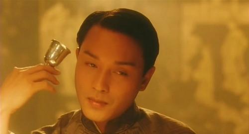 哥哥张国荣的程蝶衣无人能敌-明星秒杀众生的惊艳角色 刘诗诗红衣舞
