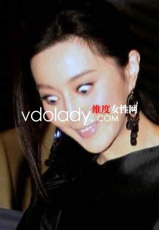 范冰冰杨幂刘诗诗丑照大曝光 盘点女明星最想删除丑照