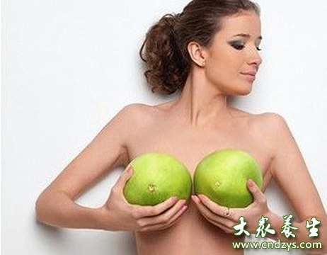 """吃木瓜能""""养眼""""但不丰胸(1)"""