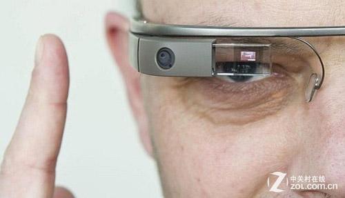 谷歌眼镜可窃取iPad密码