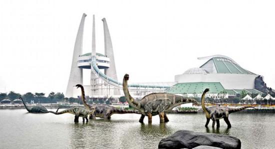 常州市环球恐龙城休闲旅游区(环球恐龙城休闲旅游区官网)-且游且