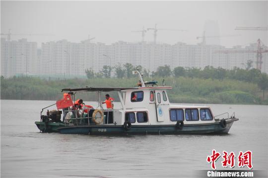 浙江宁波举行2014年防汛防台风应急响应演练