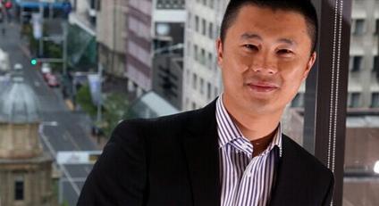 新西兰华裔银行主管Frank