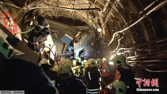 莫斯科地铁79年最惨痛事故史 16日全城哀悼