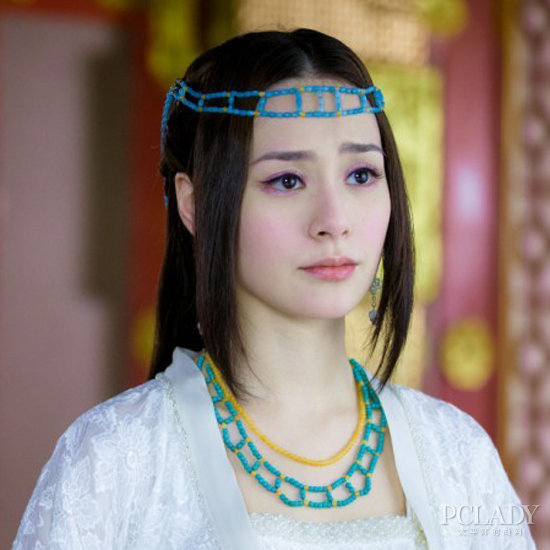 古剑奇谭 众美女大PK 话题女王阿娇秒杀杨幂竟然排第一 组图