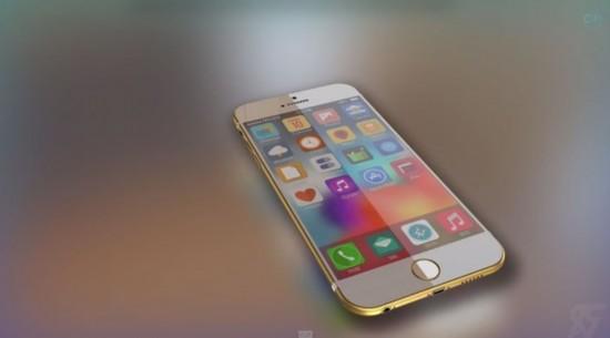 四色iPhone 6概念图 迄今最出色的设计