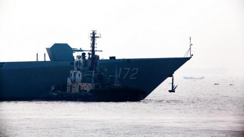 解析052D导弹驱逐舰三重使命 无愧中华神盾