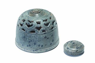 唐代滑石熏炉