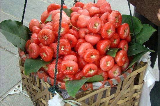 去泰国旅游你不可不吃的泰国水果