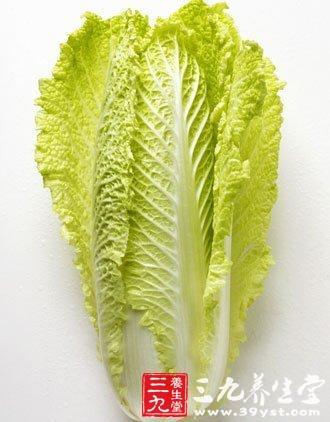 吃白菜能补钙