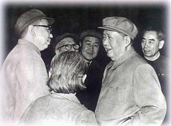毛泽东晚年最信任的十个人 警卫汪东兴在列