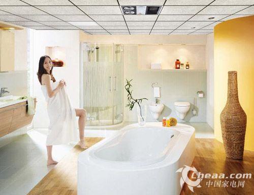 卫生间选购浴霸需谨慎