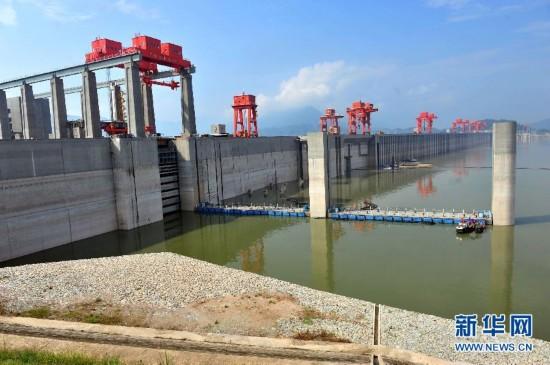 #(社会)(1)三峡水库水位涨至151米以上 创今年入汛以来新高