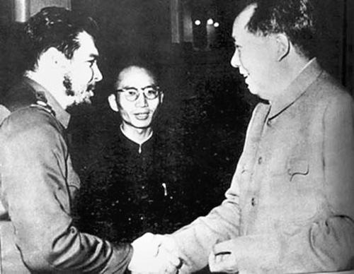史海回眸:切・格瓦拉初次见毛主席有点紧张(图)