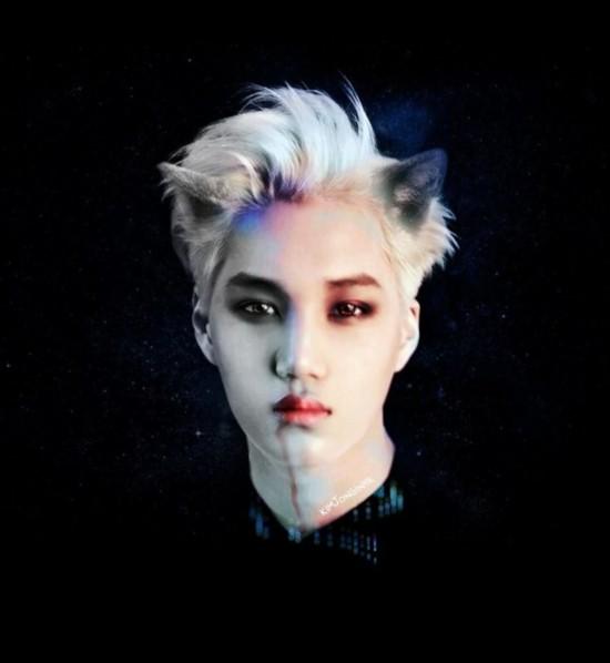 鹿晗和 鹿晗为/4月2日,EXO通过官网公开了EXO/M鹿晗和EXO/K的Kai全新样子...