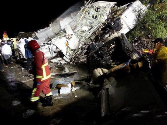 台湾载58人班机迫降意外 机上乘客名单公布