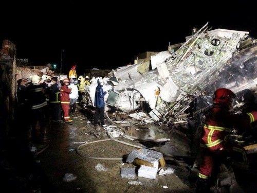 众星悼念台湾空难同胞:连续空难太让人痛心