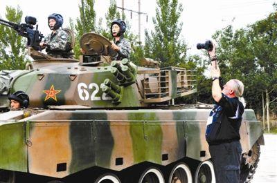 少将同外媒谈徐才厚案:不代表解放军整体形象