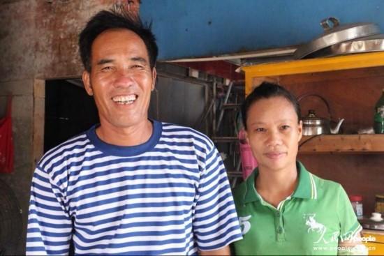 渔民韦昌薪:愿我的孩子也成为新三沙人