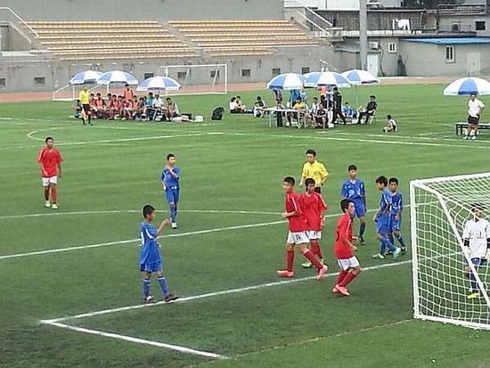 太疯狂!47-0! 北京运动会足球比赛惊现篮球比分