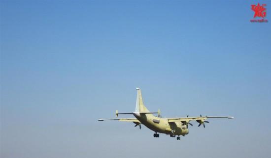 中国高新电子战飞机曾让日本自卫队狼狈不堪【37】