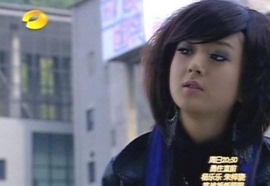 赵丽颖被曝曾当三陪小姐 整容前是大饼脸 图