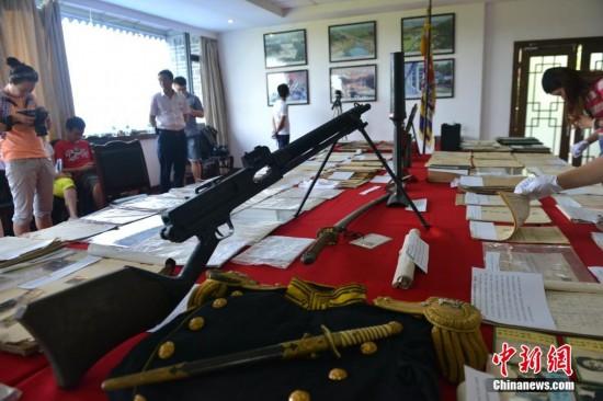 组图:四川公布近500件侵华日军暴行新罪证