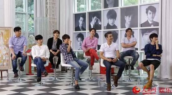 少女时代此前未曾有过9名成员全部参加中国综艺节目