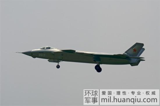 2012号歼-20首飞解读:将进全面定型试飞阶段