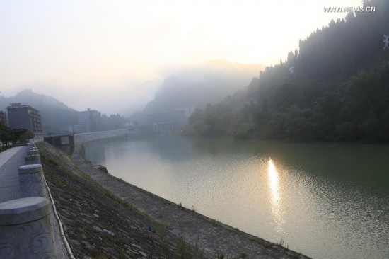 CHINA-HUBEI-LAIFENG COUNTY-SCENERY (CN)