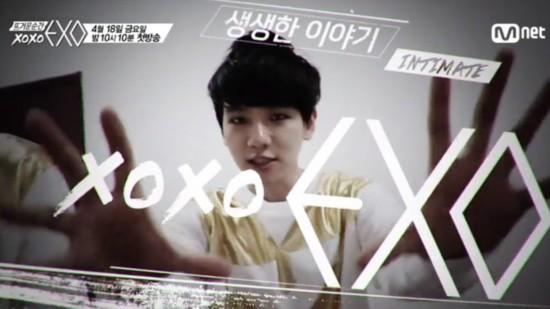 归的超人气男团EXO,将再度推出新综艺节目Mnet《xoxo EXO》.-