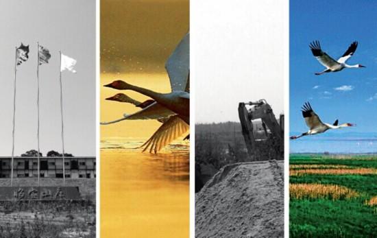 """在当地人看来,""""昭宝山庄""""项目对自己的生活和鄱阳湖区的生态都会产生不小的影响。"""