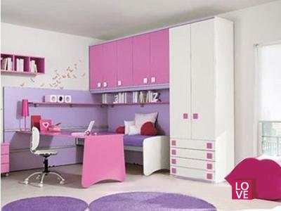 小空间儿童房设计 小孩自由空间